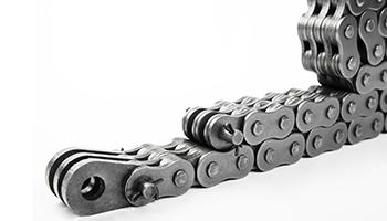 Цепи грузовые пластинчатые с закрытыми валиками (Тип 6) ГОСТ 23540-79