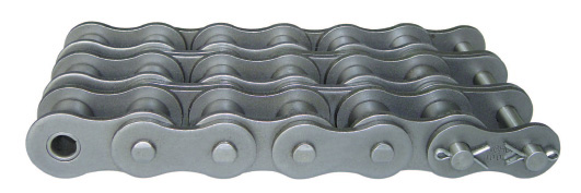 Цепи ISO 606-94, DIN 8188-1 трехрядные серии А