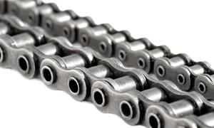 Роликовые цепи с полыми валиками